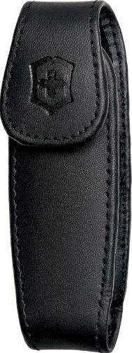 Victorinox Expandable Leather Sheath fits Medium to Large Si