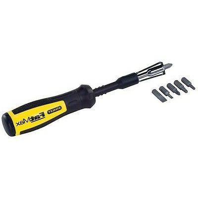 fatmax clip n grip screwdriver w 6