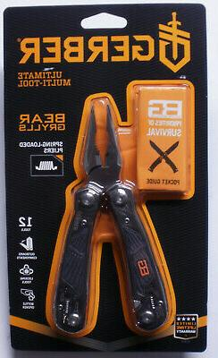 Gerber Bear Grylls Ultimate Multi-Tool 12in1 31-000749