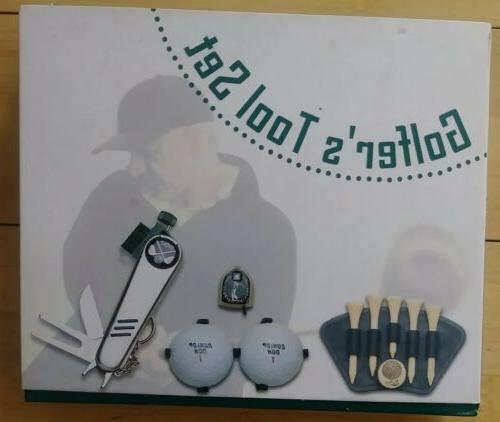 golfer s tool set multi tools tee