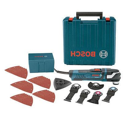Bosch GOP40-30C Oscillating Multi-Tool Kit Blade Blades