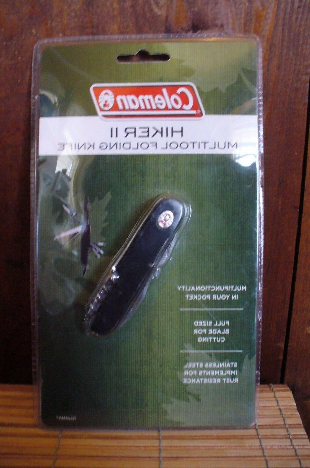 hiker ii multi function knife