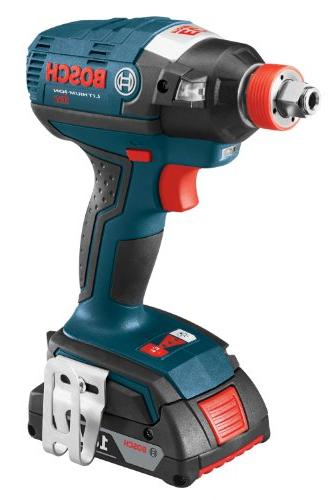 Bosch IDH182-02 18V Cordless Lithium-Ion Brushless Impact Driver with