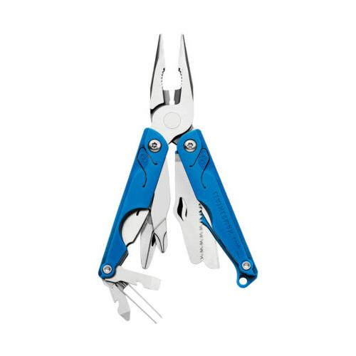 leap multitool for kids stainless steel blue