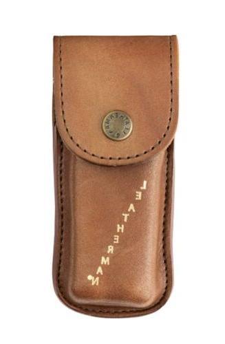 leatherman heritage leather snap sheath for multitools