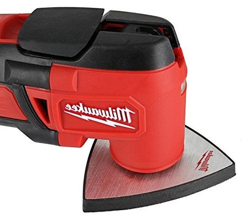 Milwaukee 2626-20 18V Lithium OPM with Sanding Pad Included