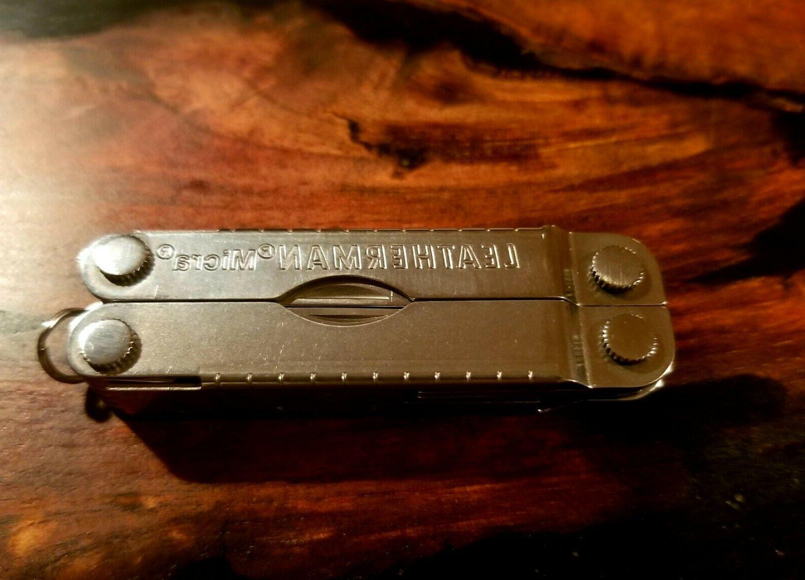 Leatherman Key-chain, Multi-tool,