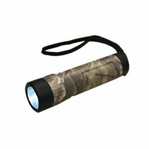 multi color led flashlight camouflage