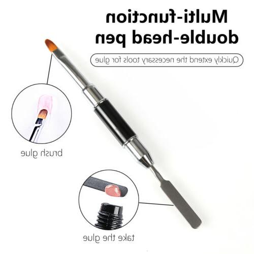 multi double head pen fast extension glue