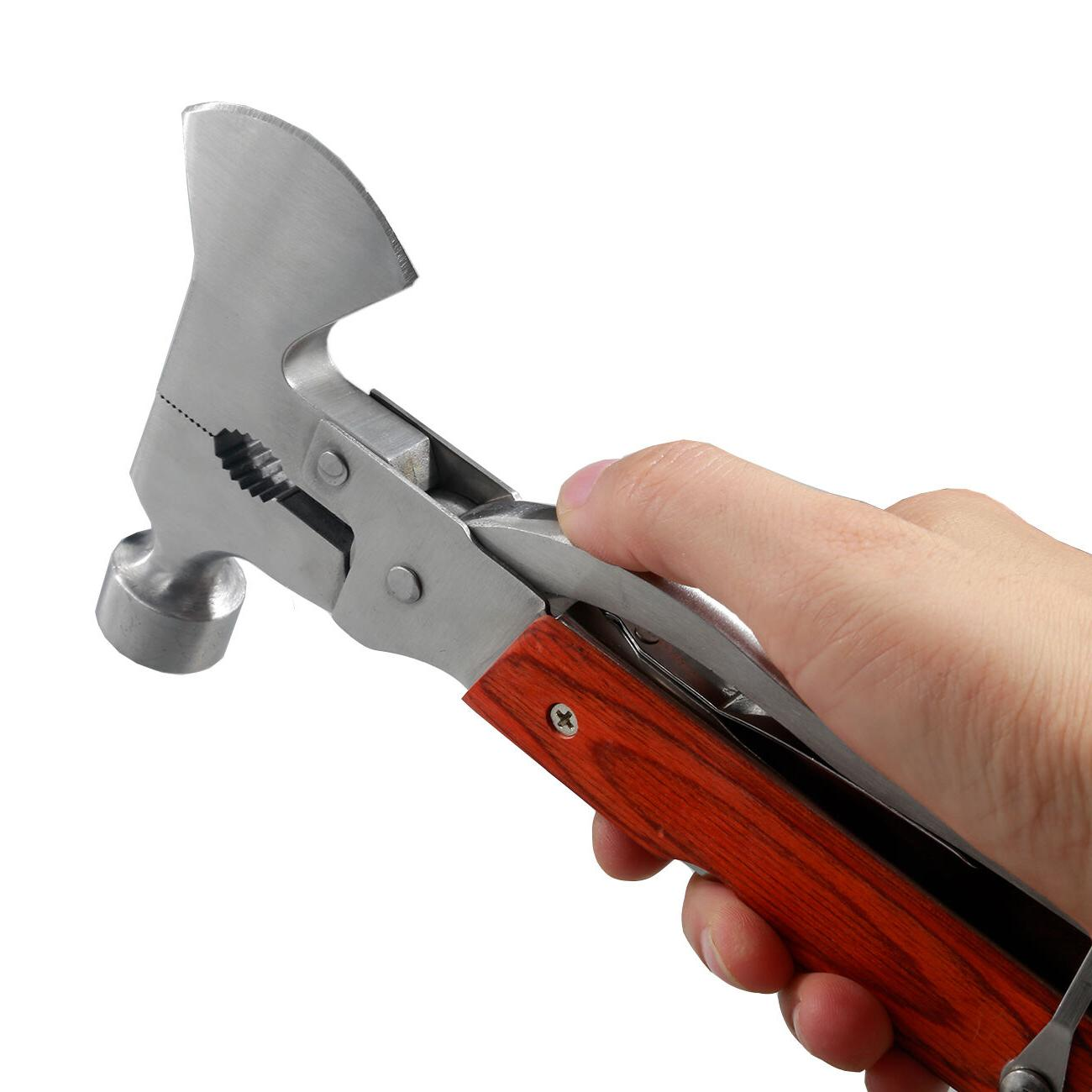Multi-function Outdoor Emergency Survival Hammer USA