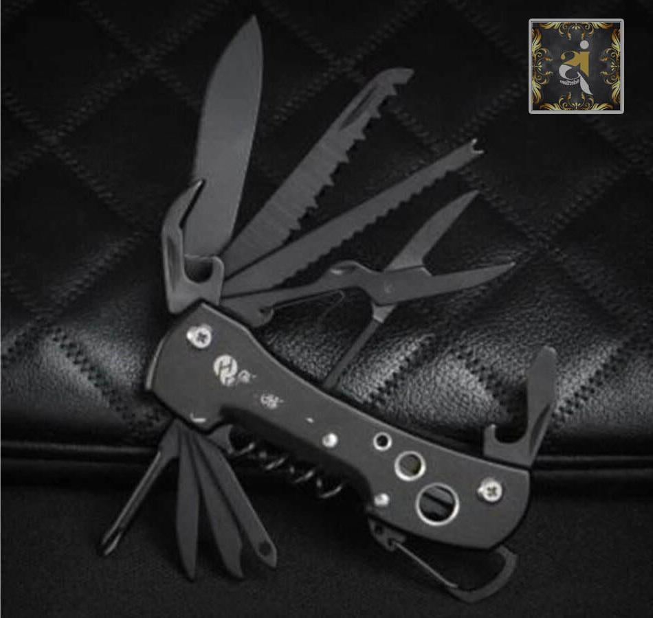 Multi Tool Outdoor Folding Pocket for