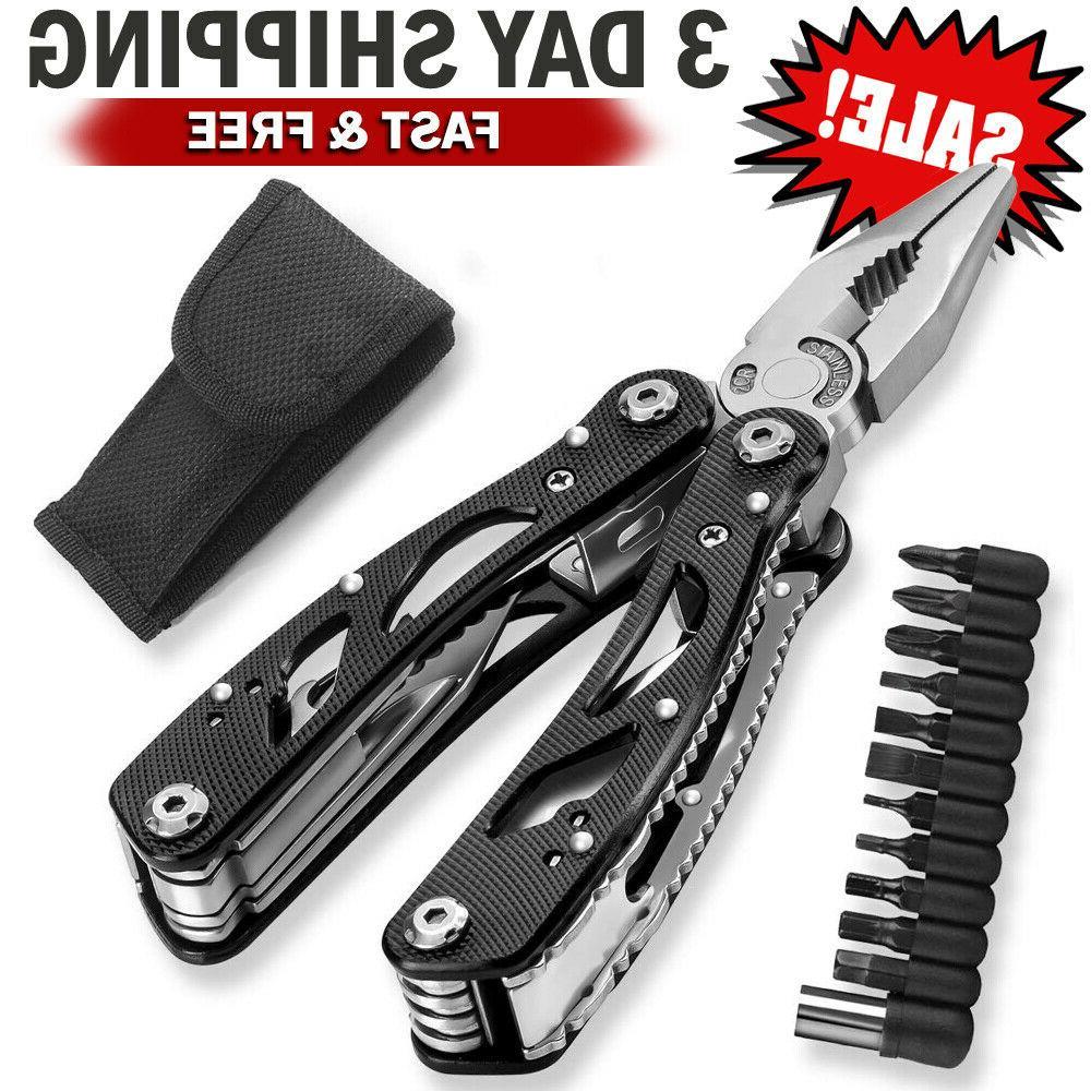 Multi Knife Pliers Multitools