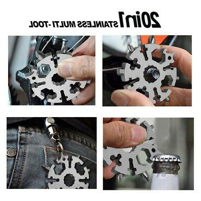 20 In Tool Stainless Shape Flat Screwdriver
