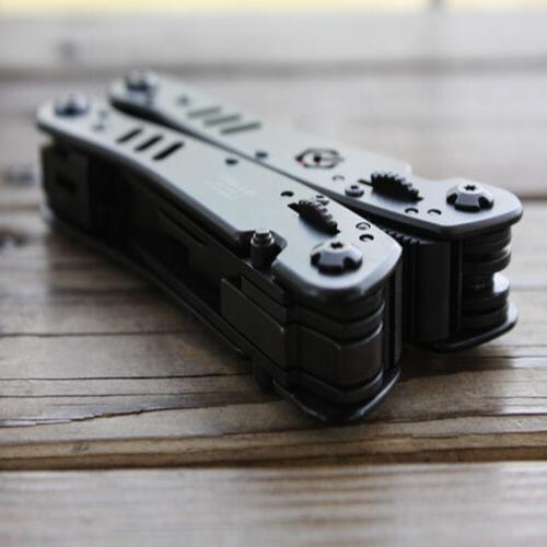Multi Black Multi Pliers Toolkit 22in1 Screwdriver