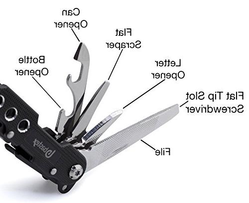 Multi-Purpose Durable Multi-tool for Survival, Hunting, and