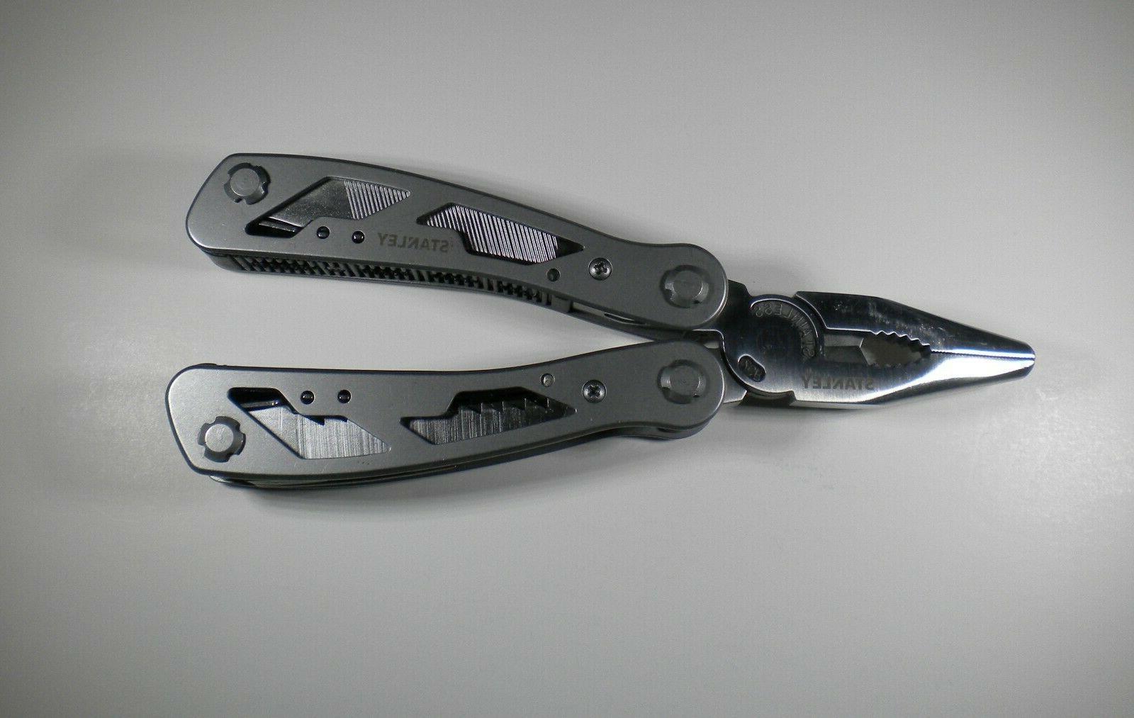New 12-in-1 Multi-Tool Long knife, file