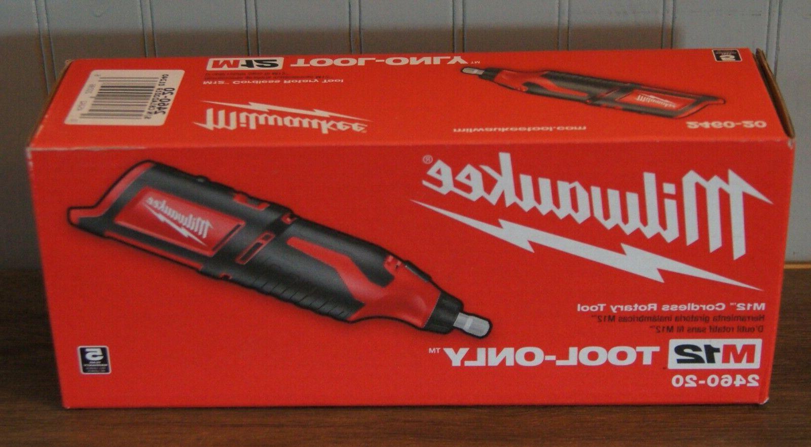 new 12v m12 cordless rotary tool model