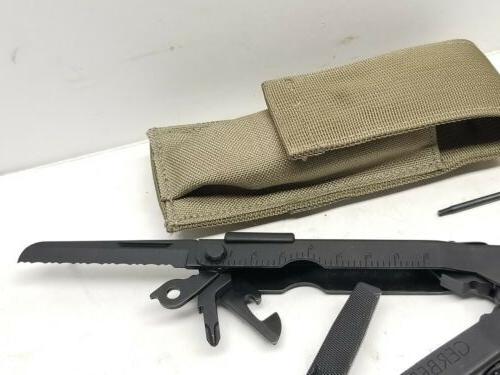 NEW USGI Issue Black Tool MP600 Oxide