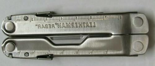 ~NEW~ Leatherman Multi-Tool w/Nylon Sheath! 17 Tools 1!