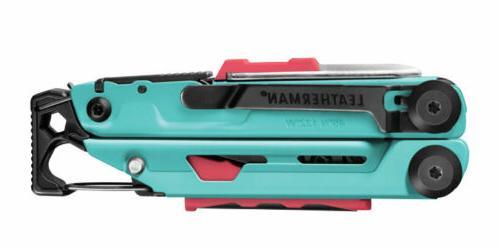 ~NEW~ Leatherman Survival Multi-Tool, Aqua