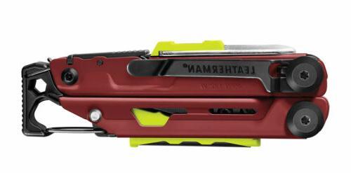 Multi-Tool, Crimson Red Nylon