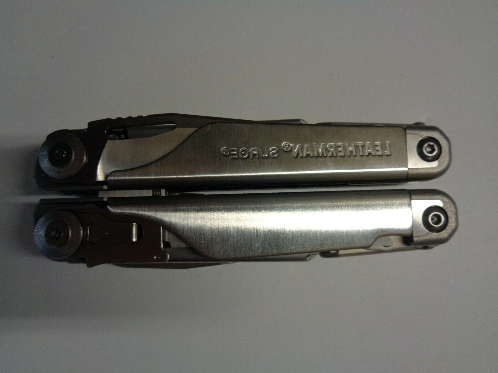 NEW Multi-Tool Stainless Steel Sheath