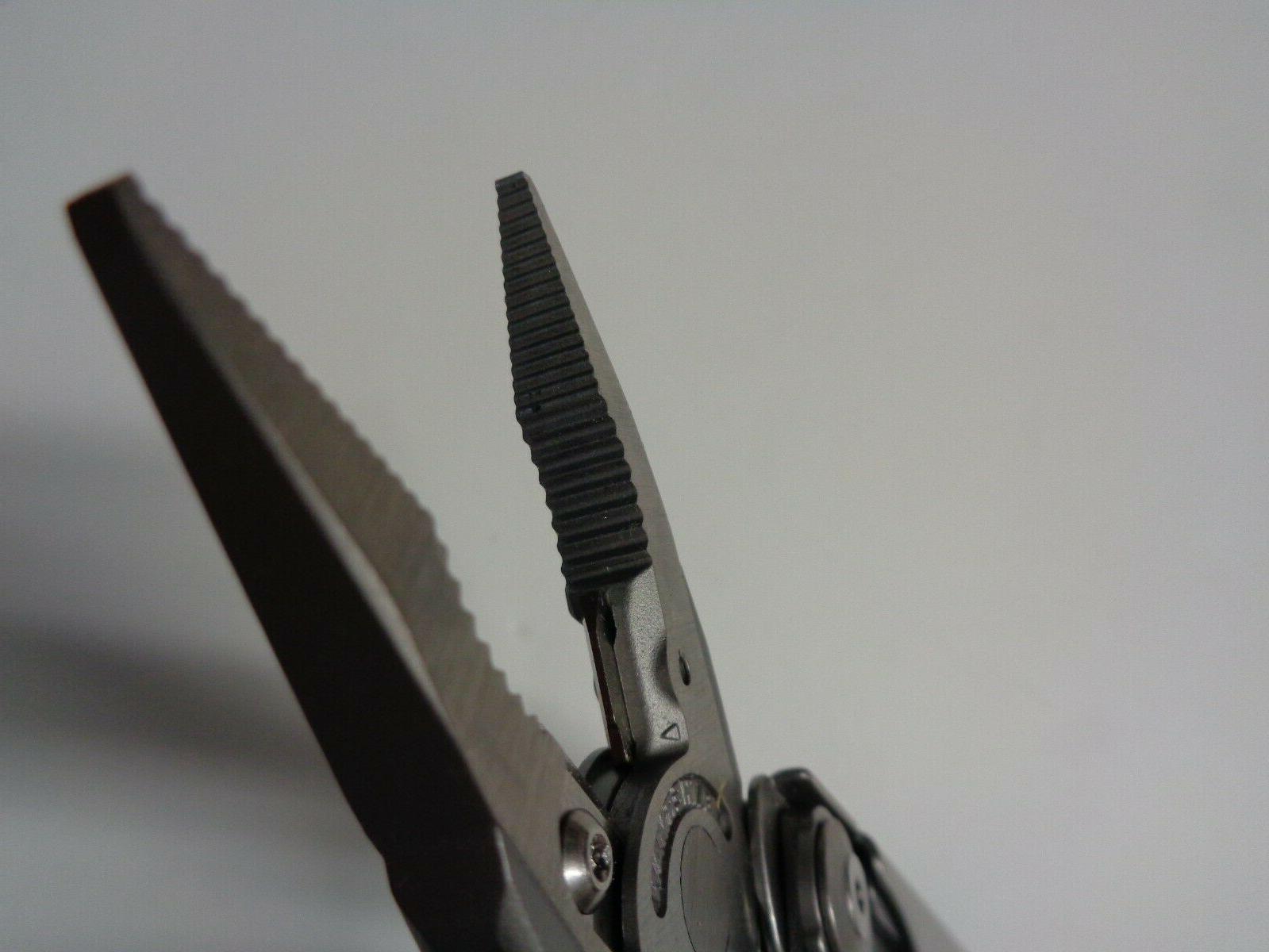 Multi-Tool w/ Sheath