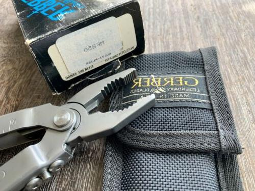 New, Gerber Vintage Multitool; tool with