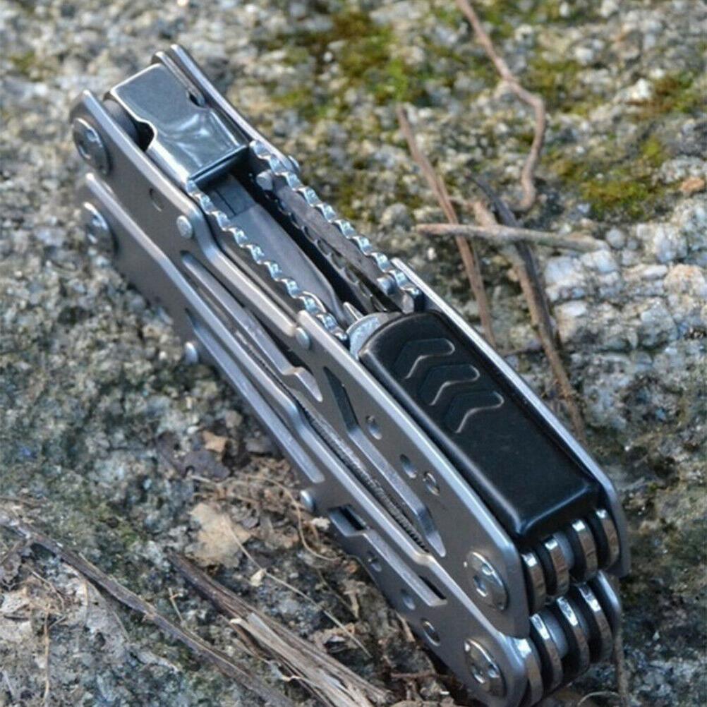 Outdoor Survival Plier Pocket Hiking Camping Knives