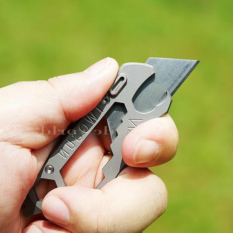 Outdoor Titanium Tools Knife