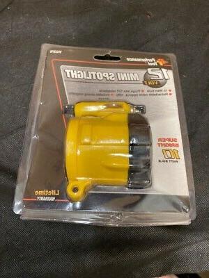 performance tools 12v 10w mini spotlight ao1035020