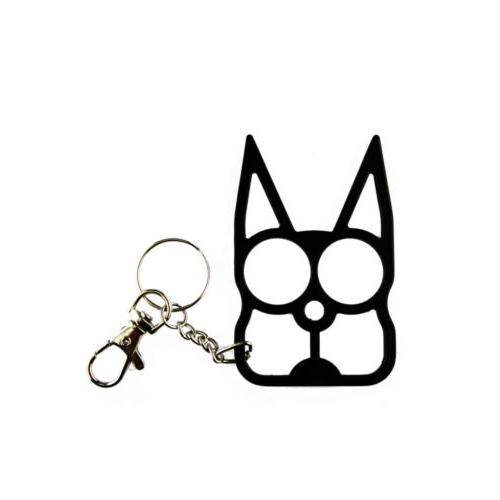 Pro Classic Cat Self Defense Key Chain Keyring Emergency