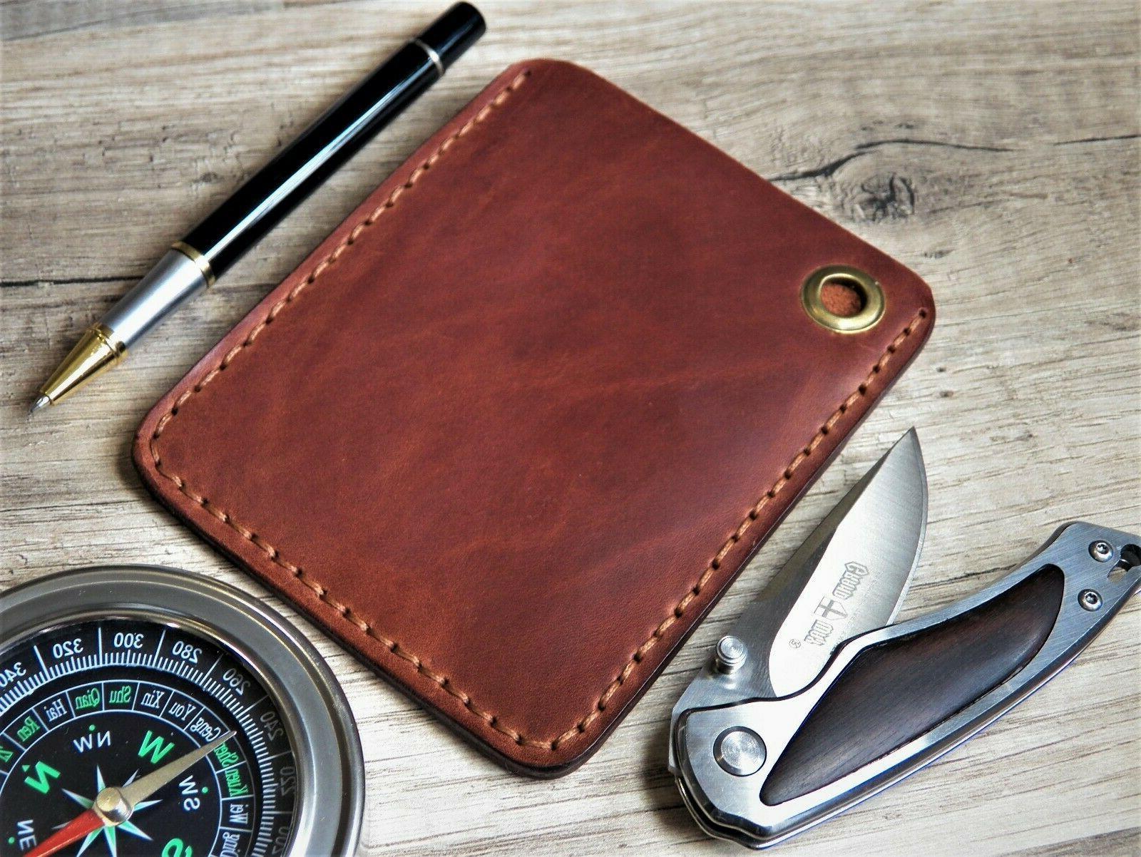 pocket organiser wallet flashlight Leatherman Sheath pouch