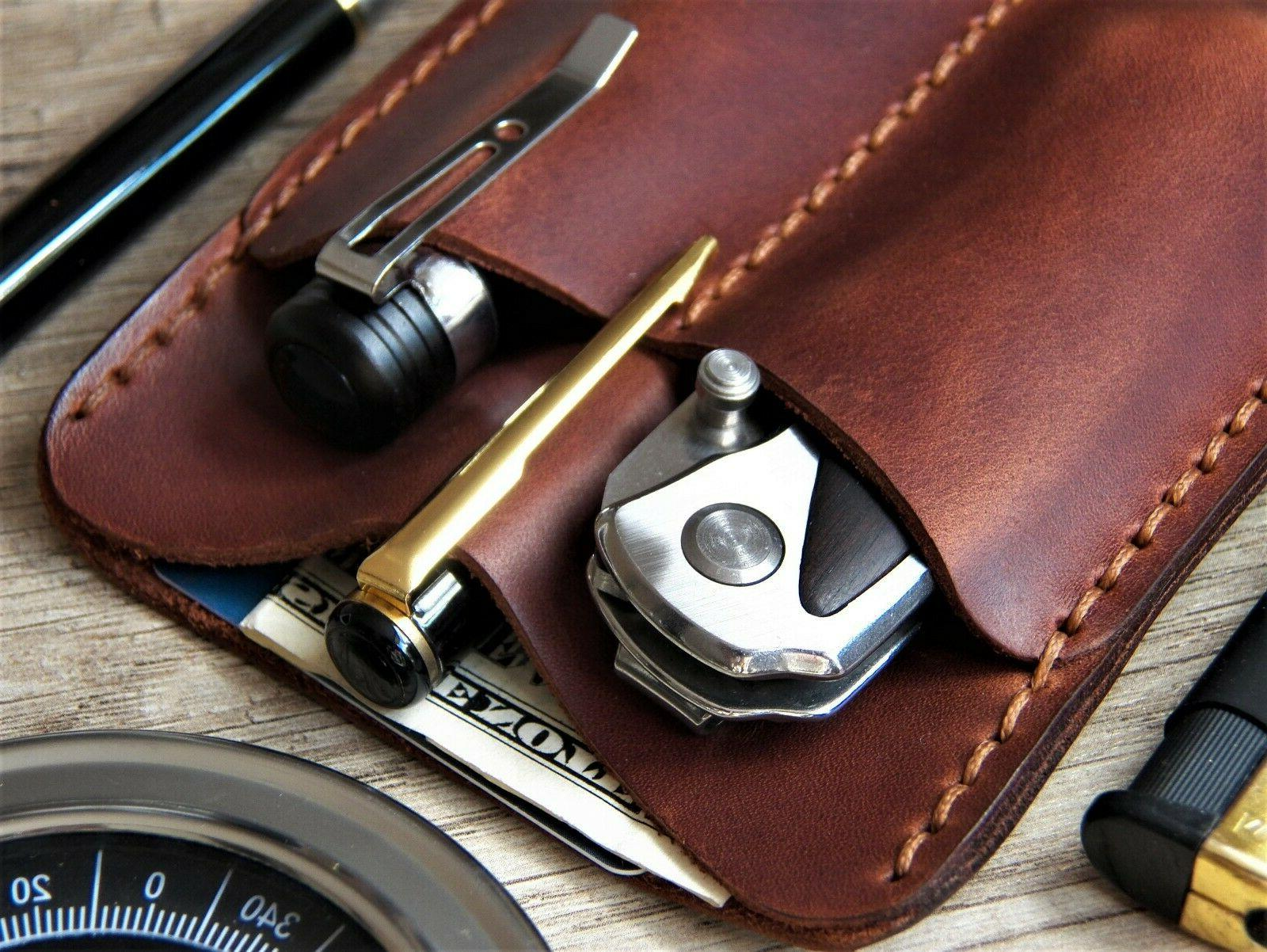pocket wallet knife Leatherman Sheath