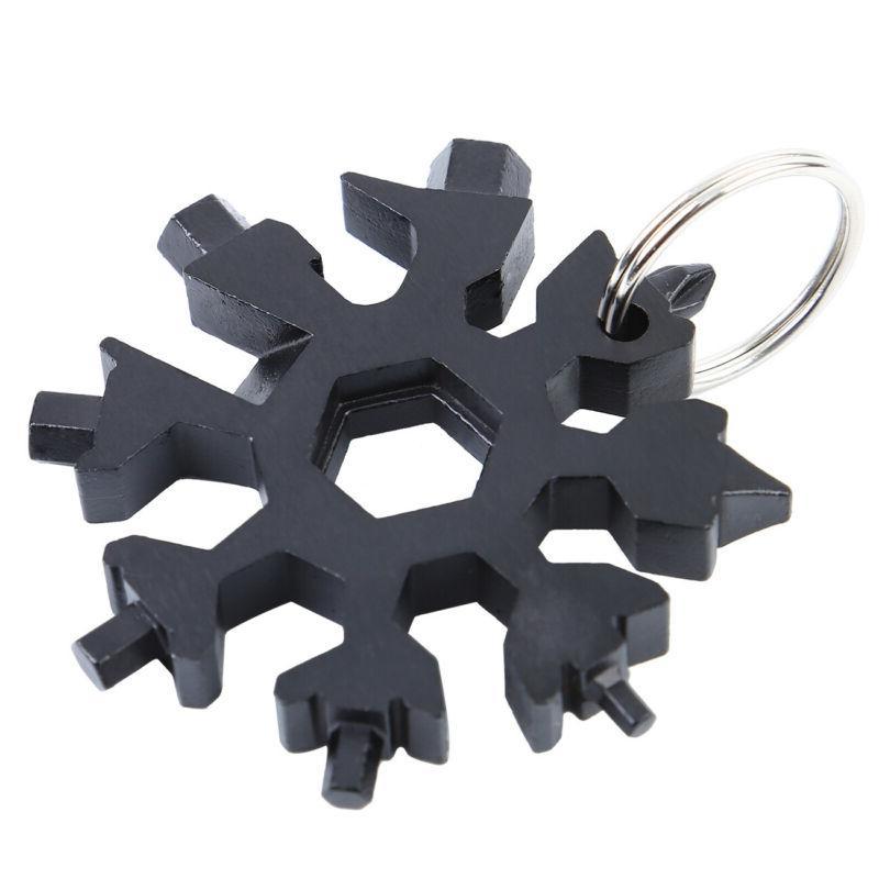 Portable 18 Combination Multi-tool Design Card Tools