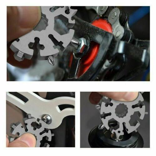 Portable Multi-tool Combination Compact Portable Tools