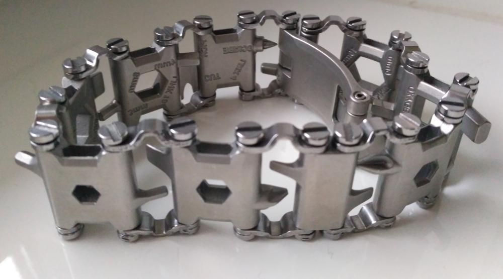 promo price for multi functional multitool bracelet