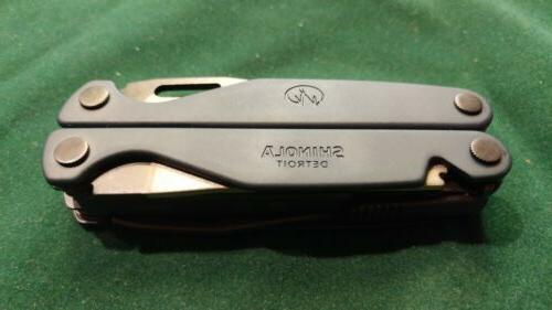 Rare Discontinued Leatherman Knife Tool