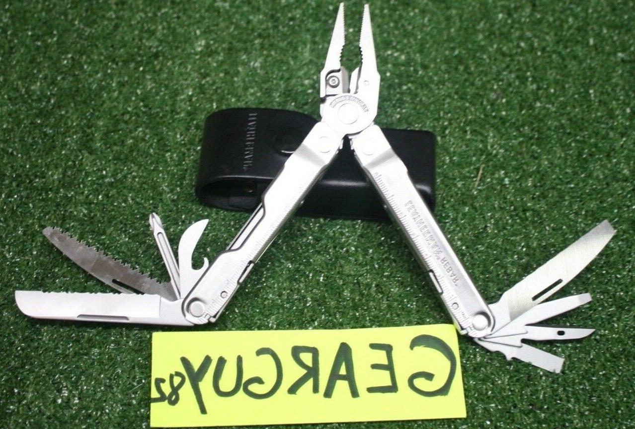 Leatherman Stainless Multi-Tool with B-91