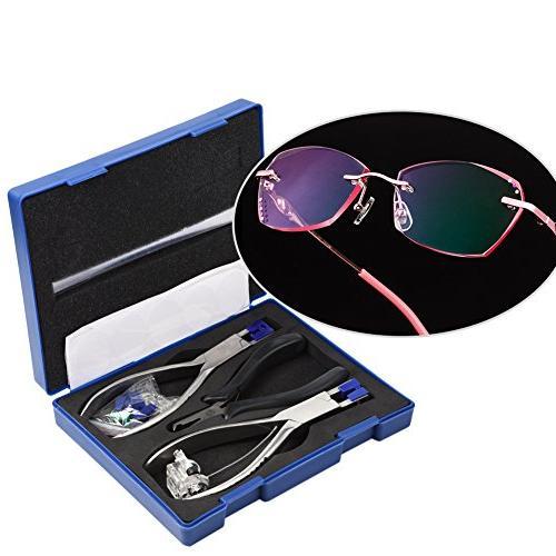 rimless glasses frame silhouettes eyeglass