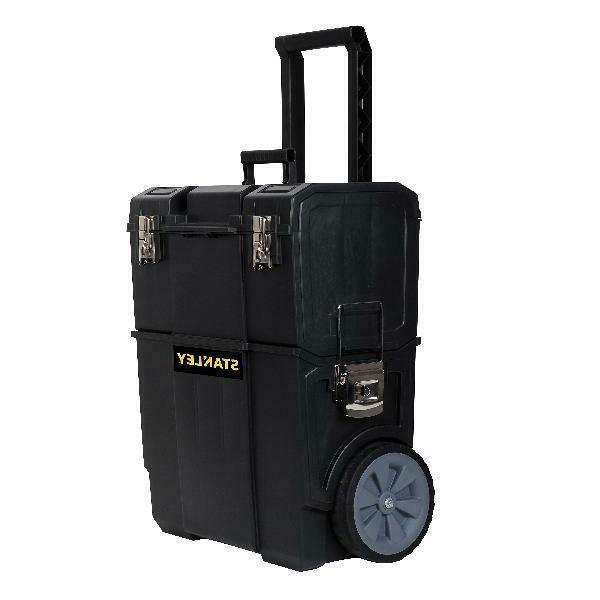 rolling tool box organizer portable work center