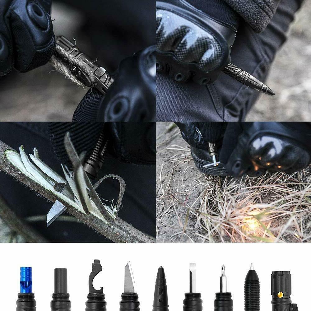 Self Defense Multi Survival Weapons Knife