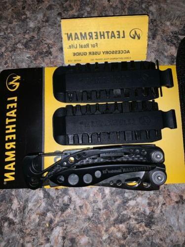 Leatherman Skeletool 7 Tools in Nylon Sheath + Kit