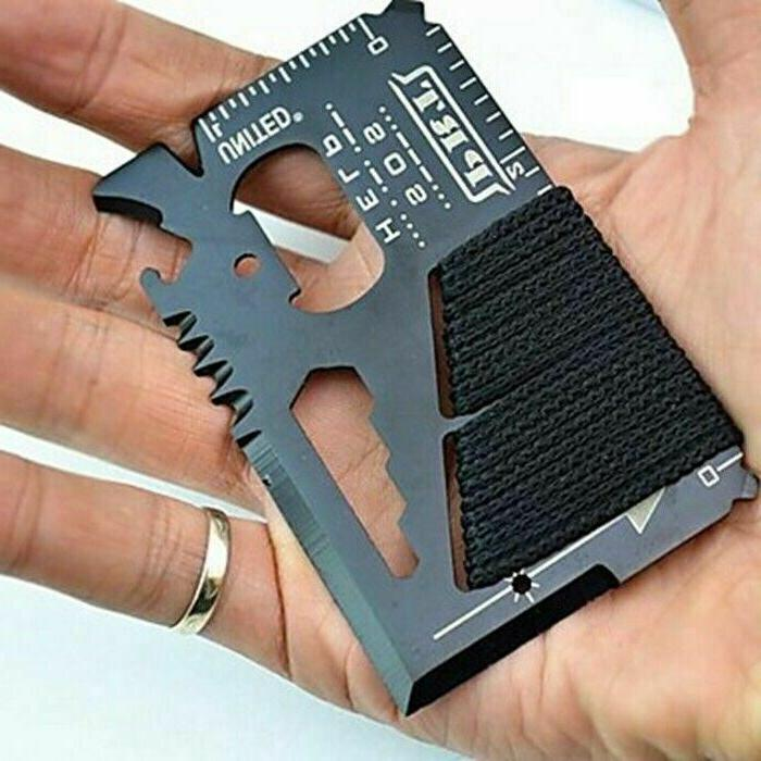 Stainless Tool in 1 Multi Pocket Tools