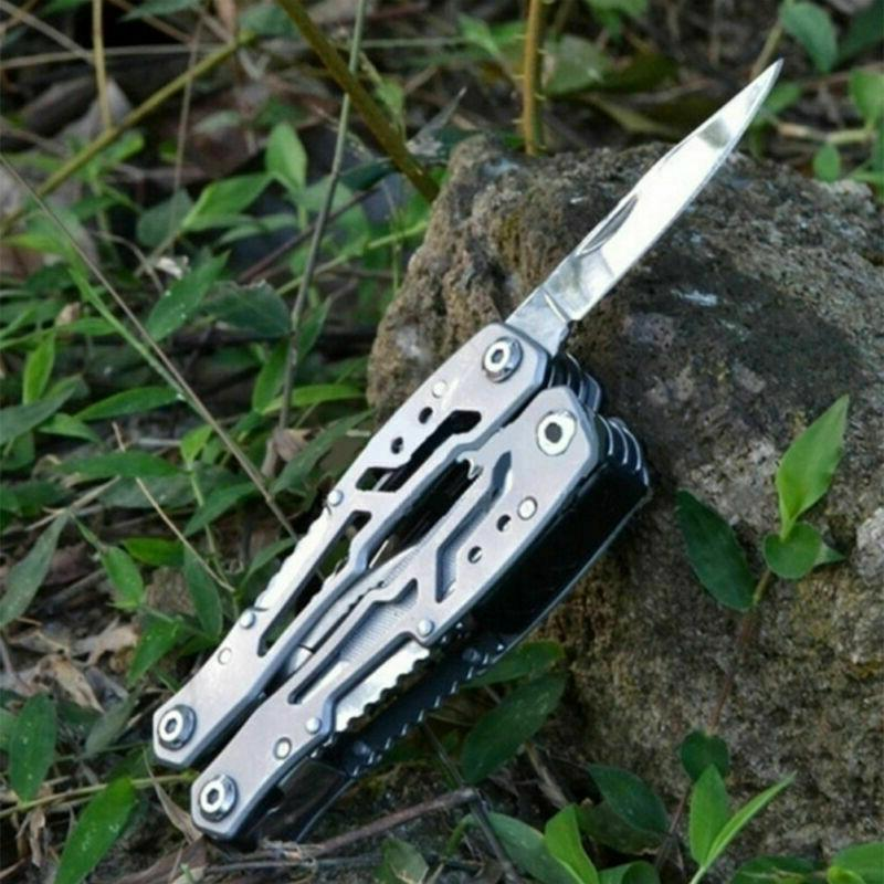 Survival Fold Screwdriver Tool Outdoor Camping