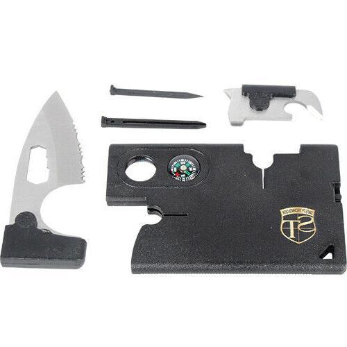 tactical credit card tool survival tools pocket