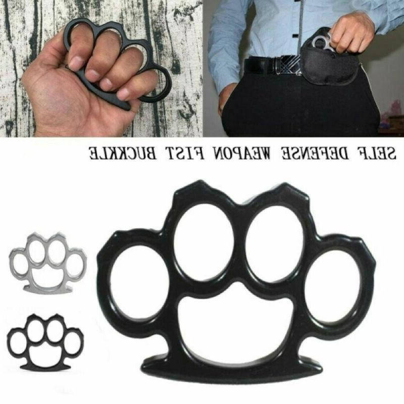US Alloy Ring Pocket Portable Outdoor Self-Defense