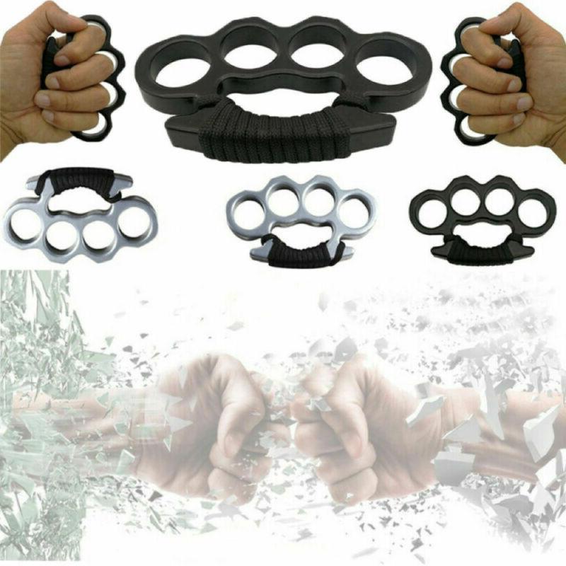 US Alloy Ring Pocket Ropes Outdoor Self-Defense EDC