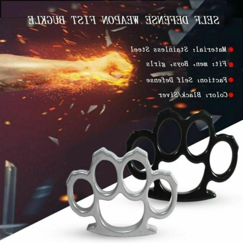 US Ring Fingers Pocket Ropes Self-Defense Tool