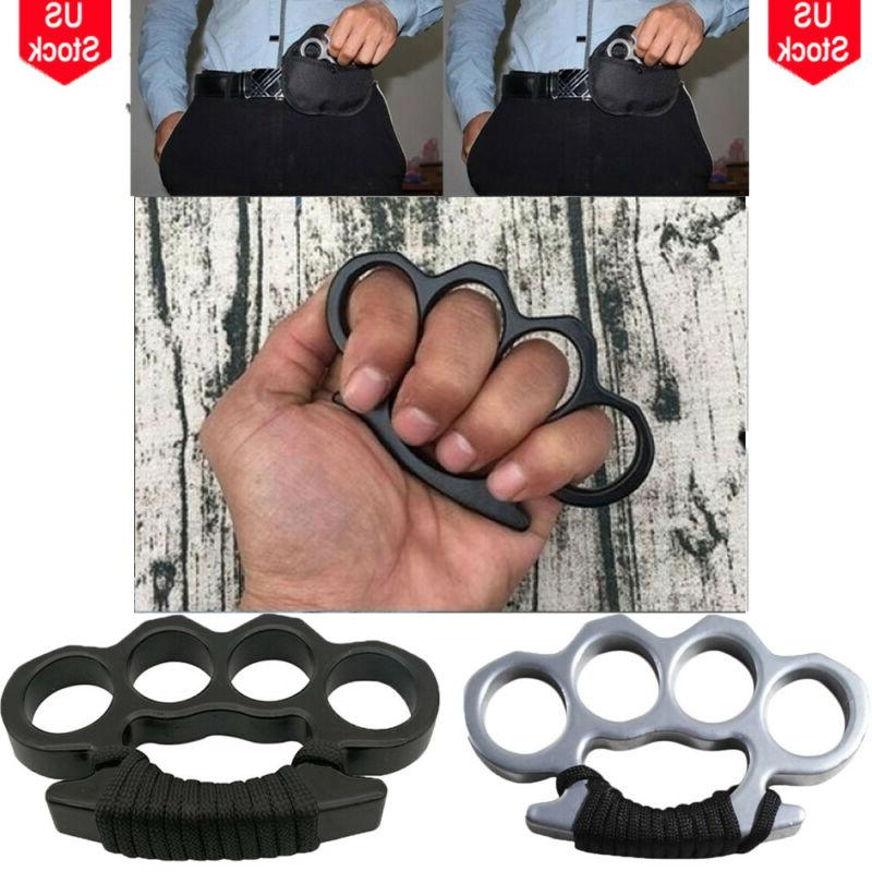 us alloy ring fingers pocket ropes portable
